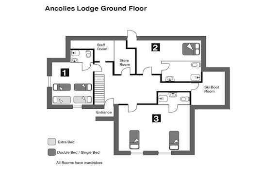Ancolies Ground Floor