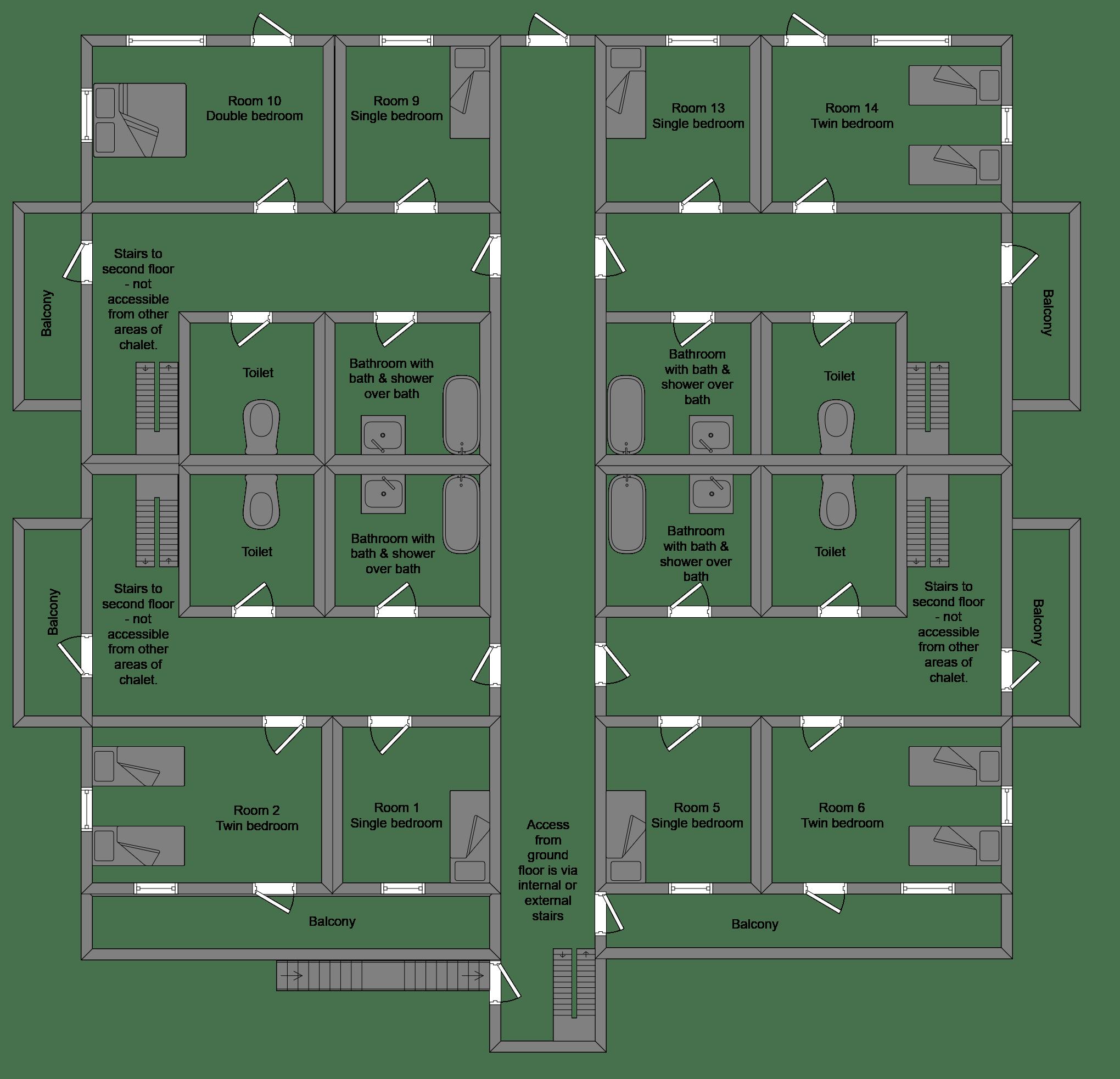 Campanules First Floor